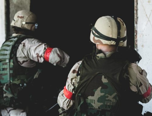 Why an Airsoft Team Building Activity Can Transform Your Business