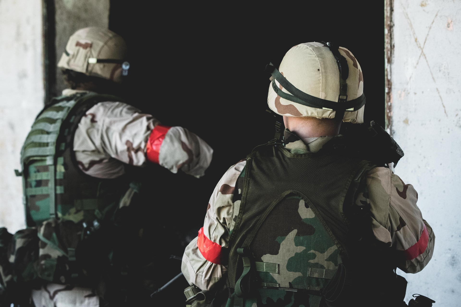 Airsoft Team Building - SS Airsoft